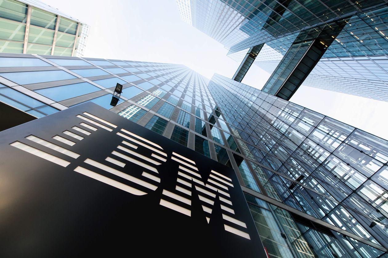 IBM公布四季度财报,较上年同期增长88.1%