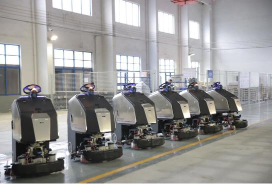 高仙机器人程昊天:聚焦商用清洁机器人市场,用领先优势开拓未来市场