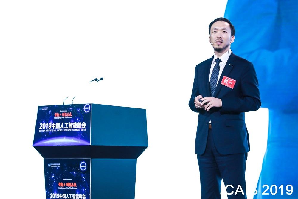 微软大中华区人工智能暨数字化转型总经理赵质忠