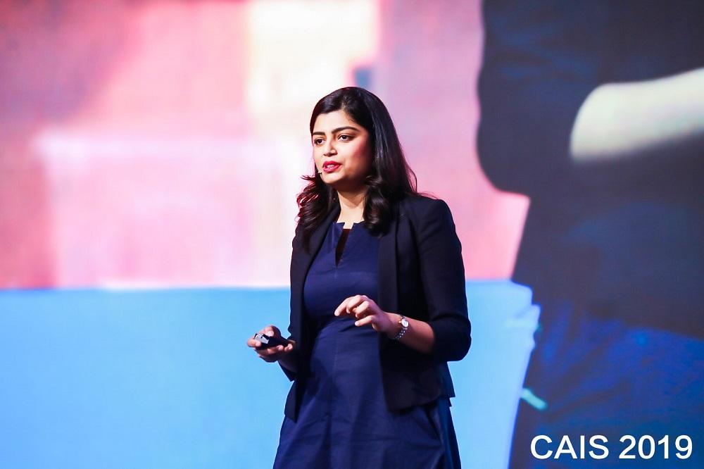 澳洲机器人仿生学家Anjali Jaiprakash
