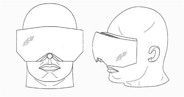苹果新专利被曝光,可通过增强现实头显来翘曲图像