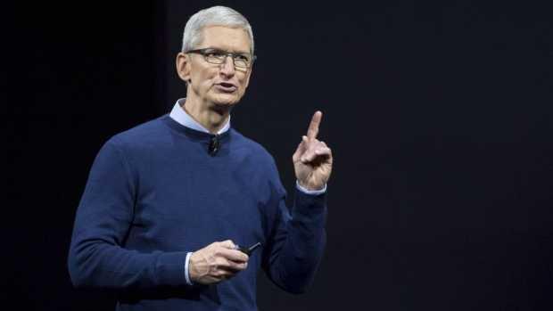苹果三季度营收增长1%,手机业务下滑明显