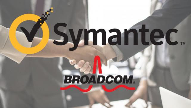 为扩大软件业务布局,博通斥107亿美元收购赛门铁克的企业安全业务