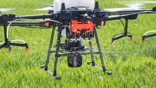 大疆發布最新植保無人機,每小時作業范圍達180畝