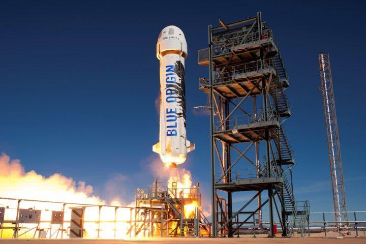 計劃生變!藍色起源商業載人航天時間表延期至2020年