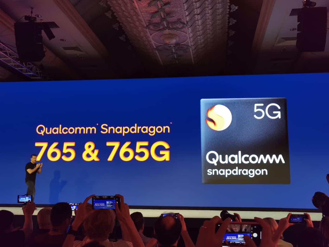 5G布道者——高通发布骁龙865、765&765G,全面覆盖中高端拍照、游戏等应用场景
