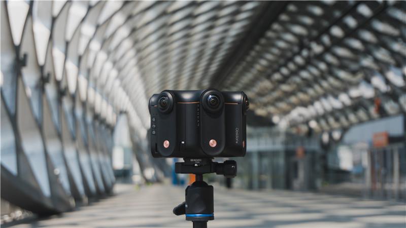 看到科技陳丹:成像與計算結合,讓專業VR相機走近大眾消費者