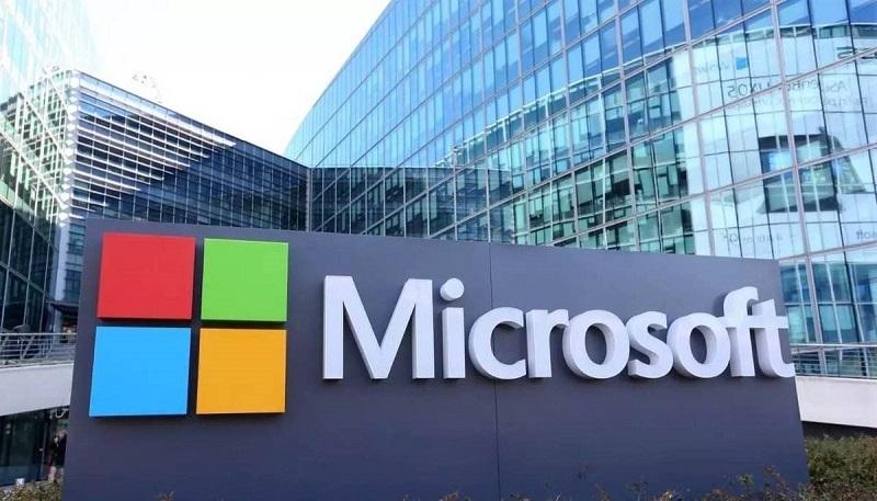"""微软回应亚马逊的""""挑衅"""":公司赢得竞争靠的是自身实力"""