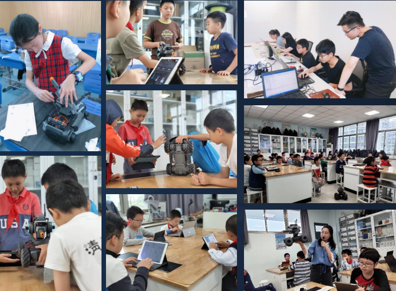 机御科技张志安:机器人教育培训的正确打开方式