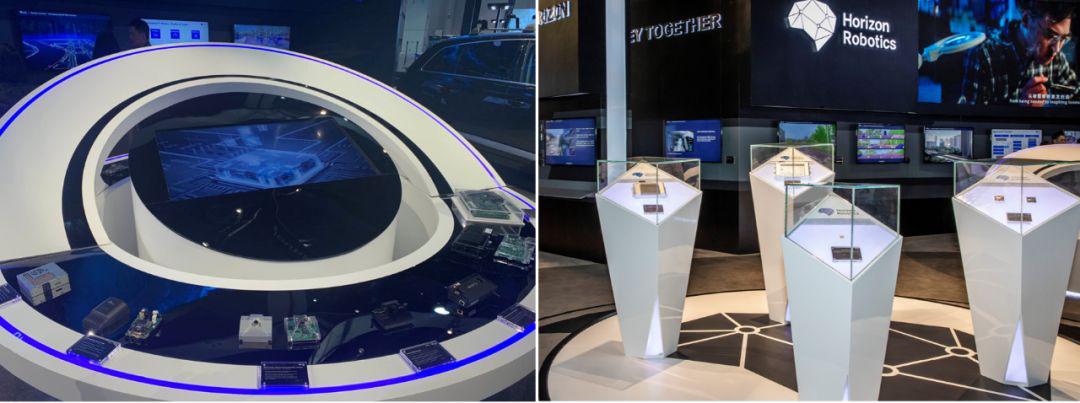 地平线四度亮相CES,车规级AI芯片征程二代引爆多项量产合作