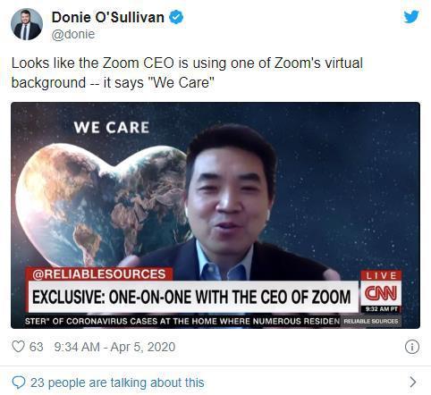 Zoom爆出安全漏洞后CEO道歉;三星全新GAE技术3nm工艺被曝延期1年