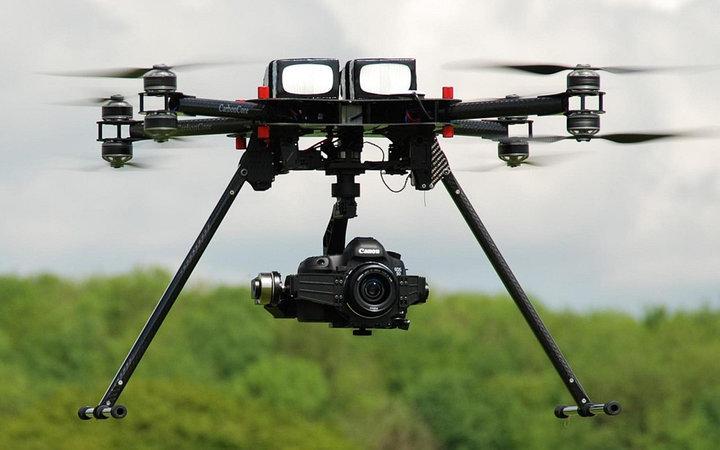 佳能要推消费级无人机,未来可以打破大疆垄断吗?