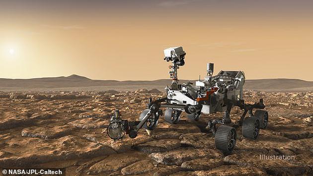 """""""毅力""""號火星探測器上搭載高科技設備,將助力搜尋生命跡象"""
