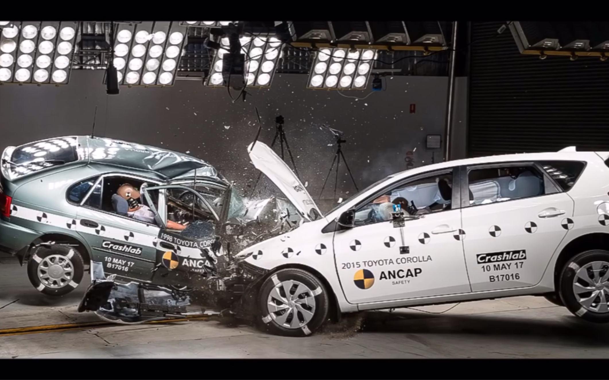 丰田将于明年免费开放汽车碰撞测试软件,可帮助降低碰撞实验成本