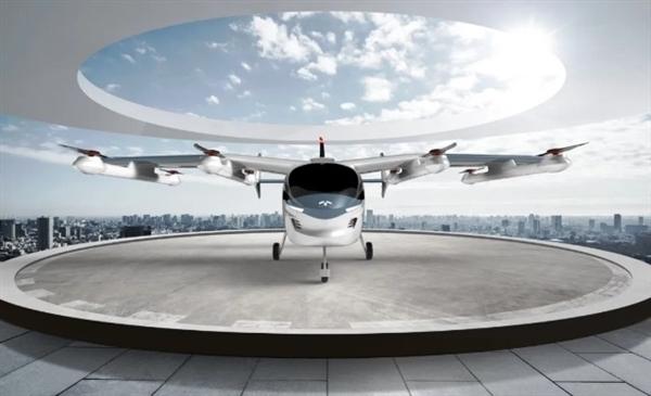吉利发布飞行汽车原型机,最大商载可达200公斤