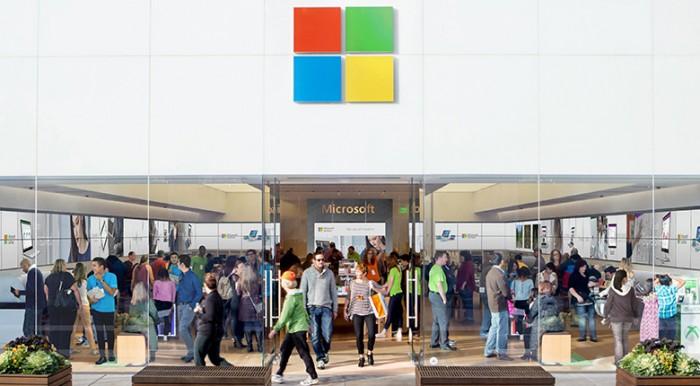 """运行近11年后,微软""""放弃""""线下直营店,云服务等继续加码"""