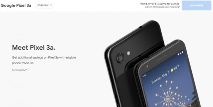 《【天富注册平台】谷歌确认Pixel 3a系列已经停产;消息称小米联合联发科定制更多处理器》