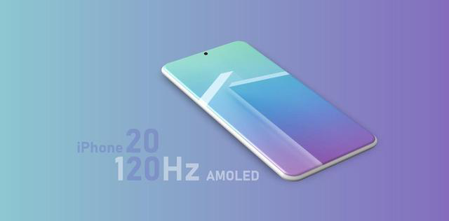 苹果或放弃在iPhone12 Pro系列上使用120Hz显示屏