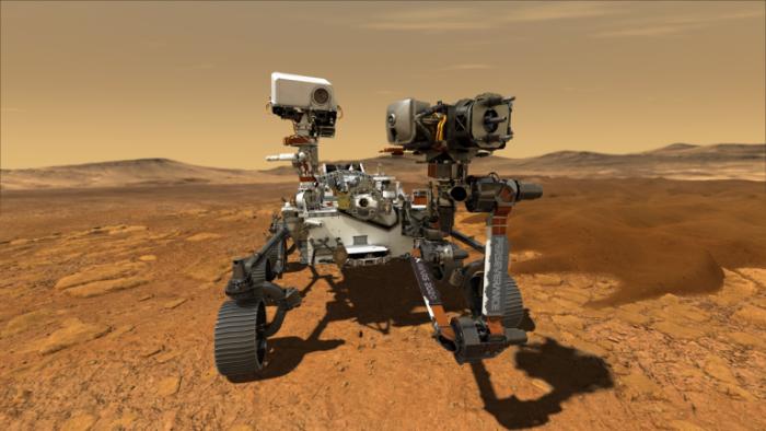 """NASA""""毅力号""""漫游车发射,2020年人类火星探索计划全部开启"""