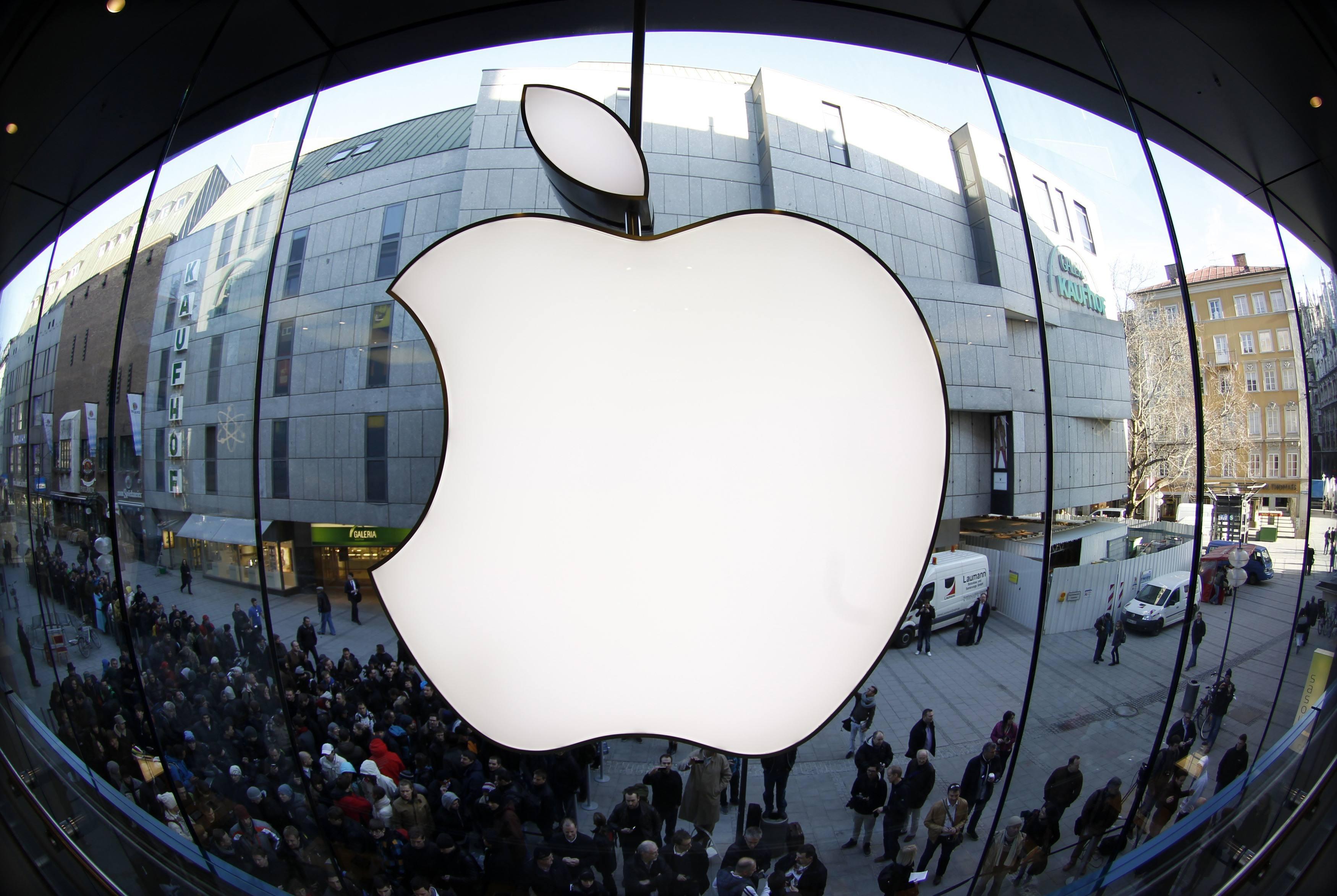 两年时间市值翻倍!苹果成为美国首家市值2万亿美元上市公司
