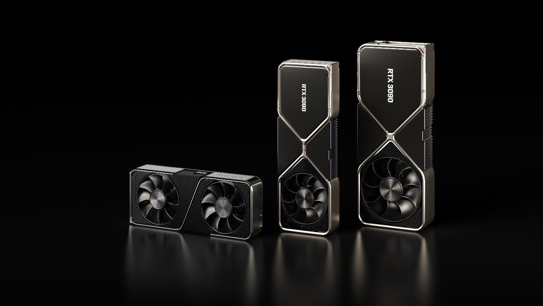 最强GPU,加量不加价,英伟达推出RTX 30系列