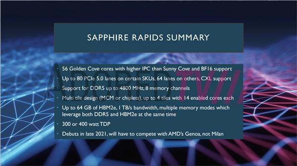 蚂蚁集团27日网上路演;Intel 10nm至强确认跳票至明年