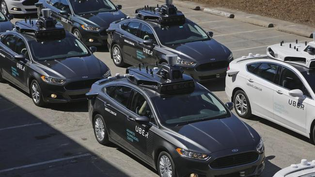 """放弃""""完全自研""""自动驾驶技术,Uber""""干不动""""的背后"""