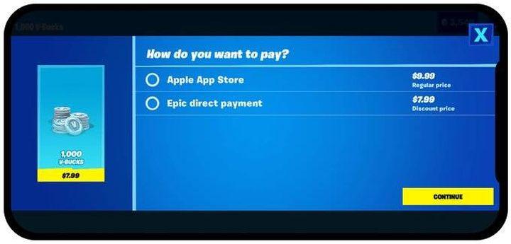 "Epic再告苹果垄断市场,指控其滥用""支配地位"""