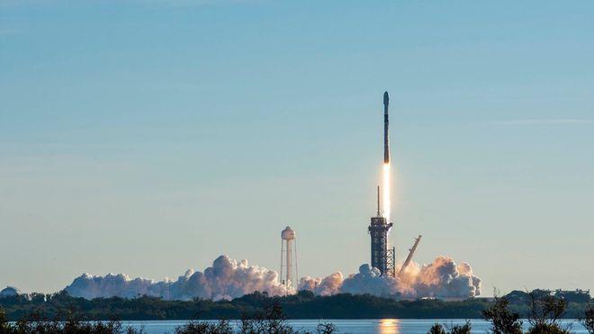 SpaceX完成今年首次发射星链卫星,已累计发射超1000颗