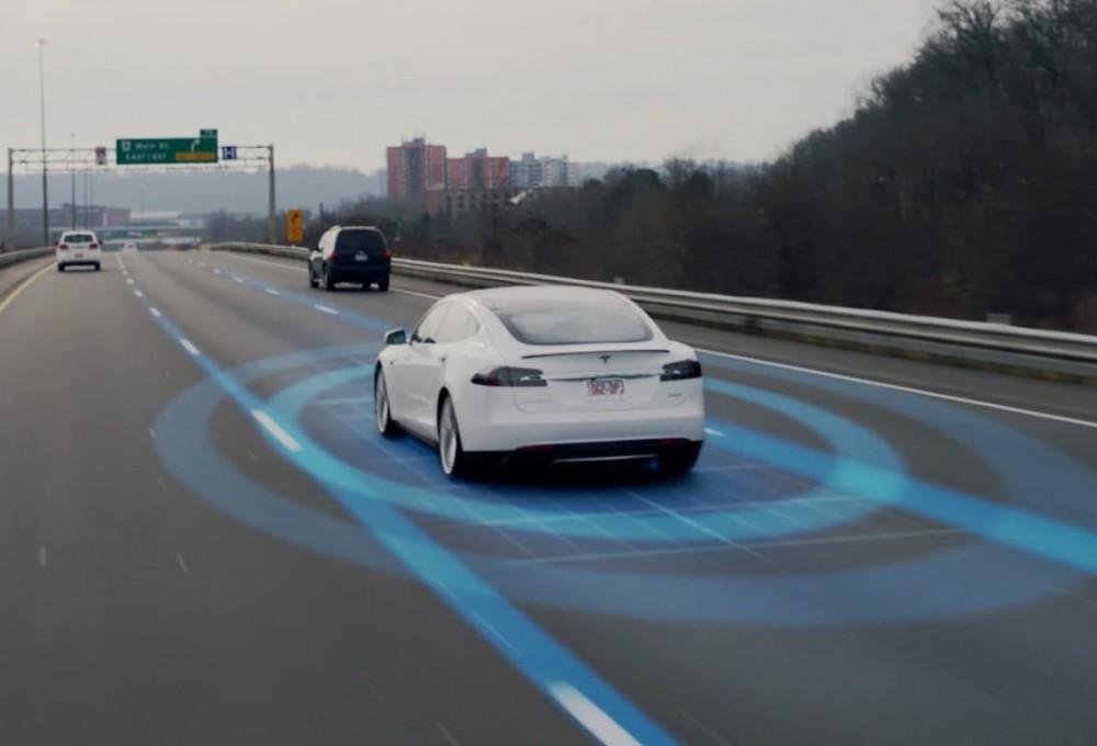 特斯拉将于三星合作5纳米芯片,用于全自动驾驶