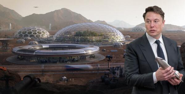 国产手机售价超iPhone上热搜;马斯克:将于2030年左右开建首座火星城市!
