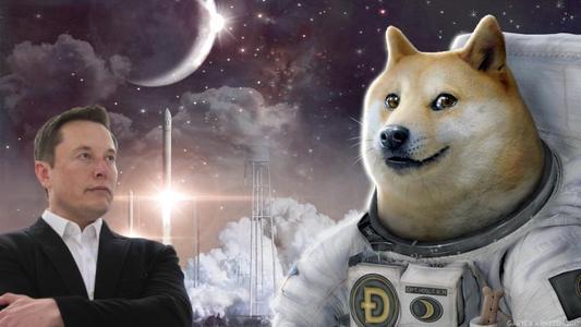 狗狗币市值达500亿美元,超福特汽车和卡夫亨氏