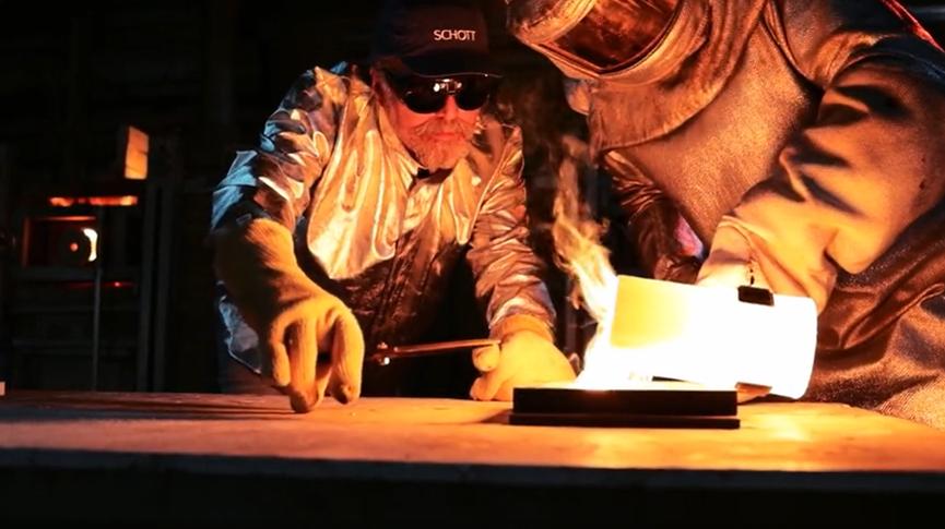 肖特赛兰邓正凯:从太空走向生活,微晶玻璃带来未来新体验