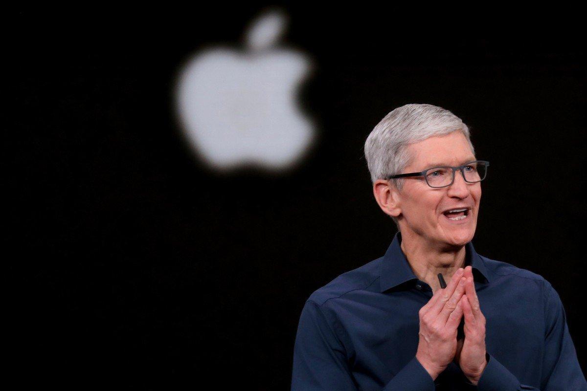 苹果计划未来5年在美投资4300亿美元,创造2万个就业机会