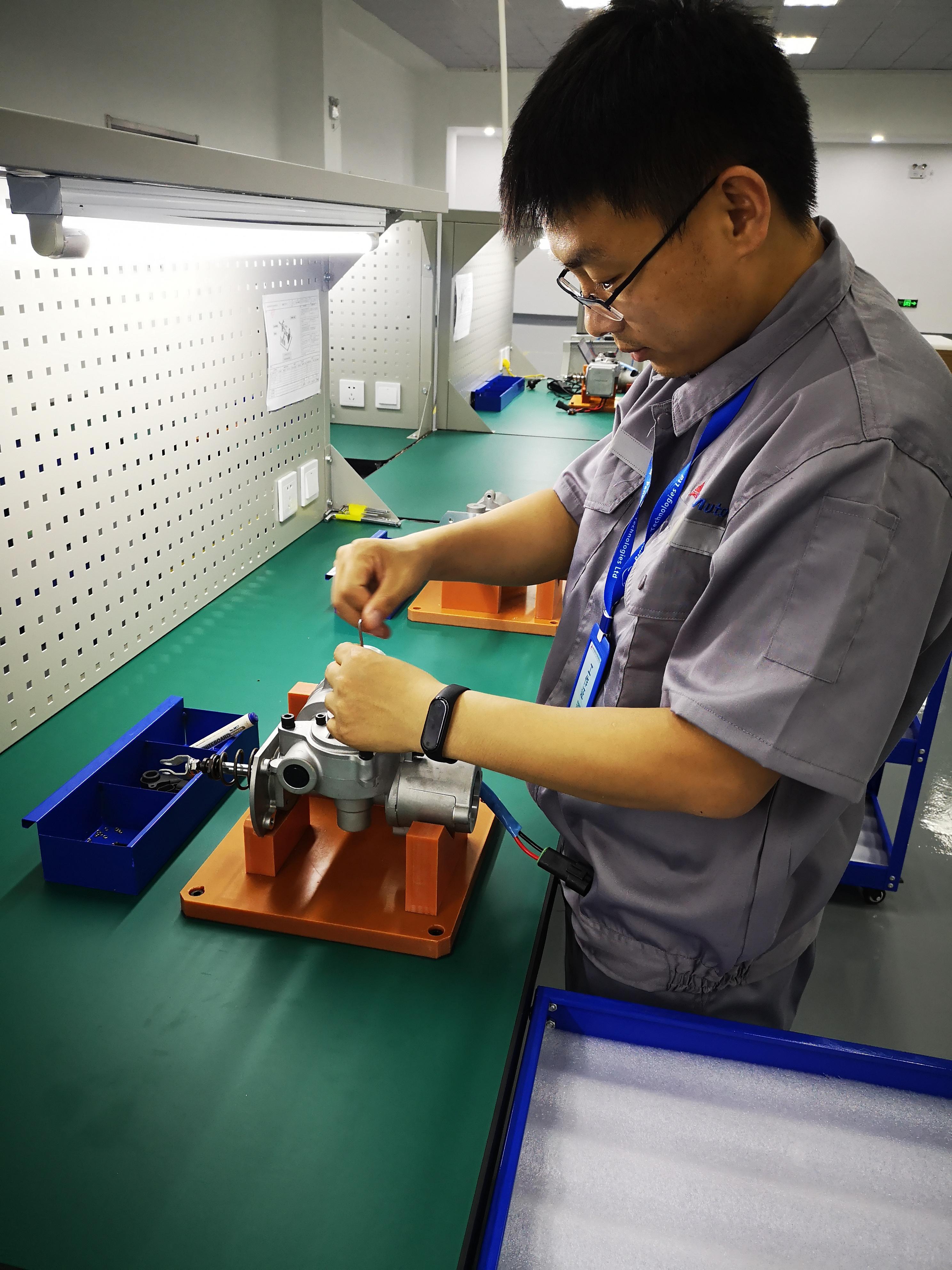 """经纬达汽车科技高瞻:提供适合中国场景的制动技术服务,追求打破""""卡脖子""""技术壁垒"""