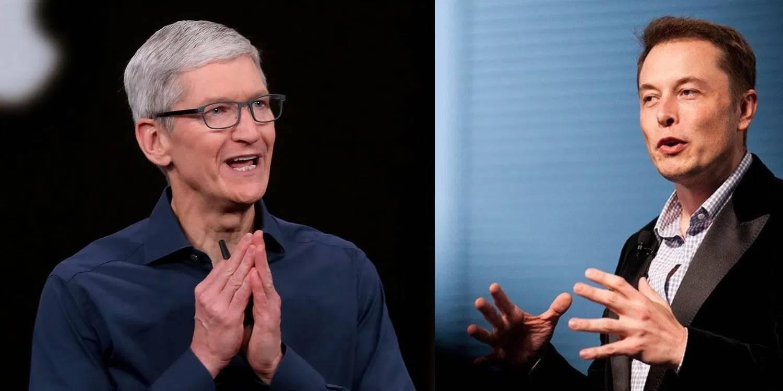 特斯拉公布第二季度财报,马斯克财报会议上2次怒怼苹果!