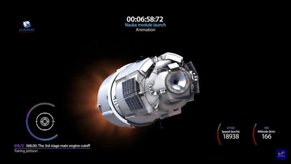 """俄罗斯""""鸽王""""终上天,沉寂26年今晚对接国际空间站,为了它还烧掉一个对接舱"""
