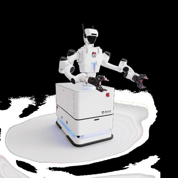 """墨影科技杨一鸣:抛弃传统""""1+1""""做法,打造""""一体化设计""""移动协作机器人"""