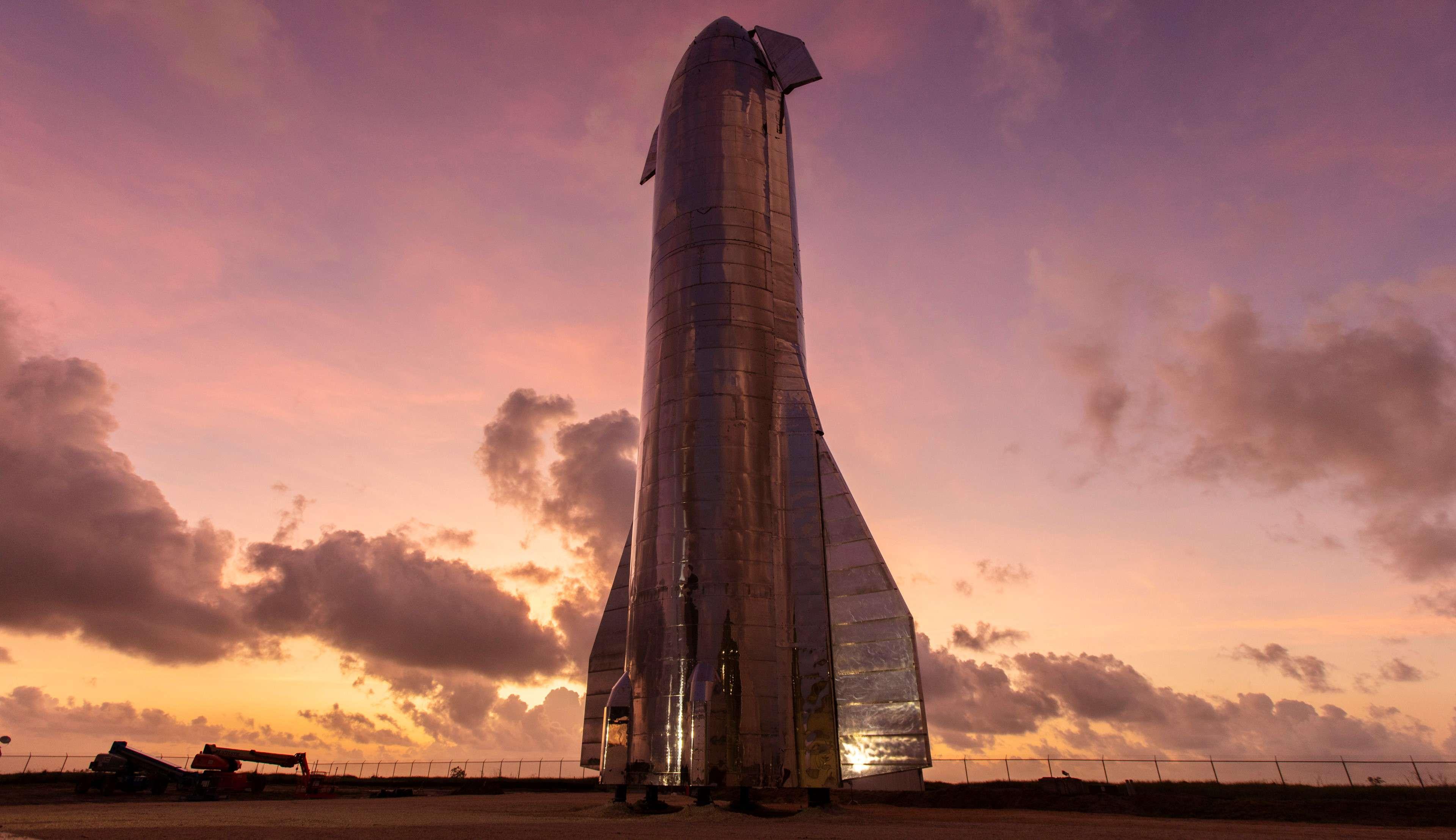 交个火星网友?马斯克证实SpaceX将在地球和火星之间提供互联网