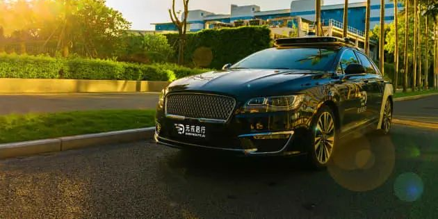 自动驾驶技术公司DeepRoute.ai获阿里巴巴领头3亿美元融资