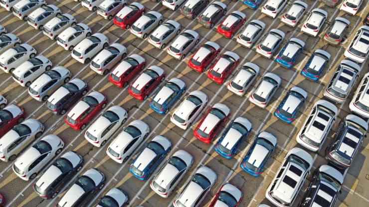 """恒大汽车蒸发6000亿市值、拜腾汽车豪掷百亿却被申请破产,新能源汽车""""卷疯了"""""""