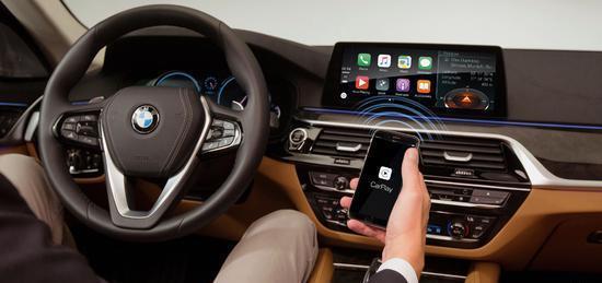 苹果可能为现代旗下豪车品牌Genesis提供CarKey支持