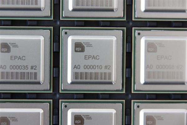 欧洲首款自研CPU正式亮相:22nm工艺、RISC-V架构