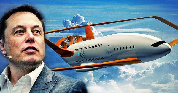 特斯拉称未来将涉足电动飞机领域,帮助马斯克实现十年来的梦想